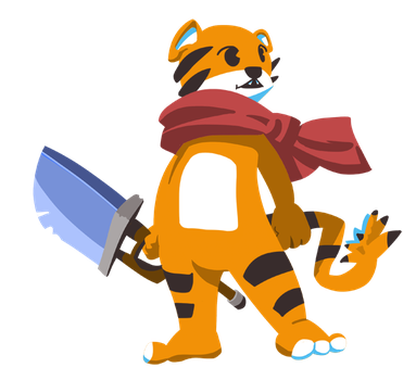 Mean Menagerie 4: Monte by Dizzybone