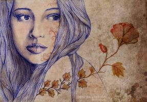 When autumn comes by nabey