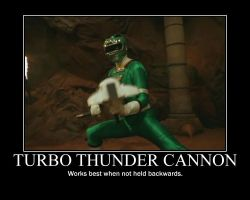 Thunder Cannon by maybetoby