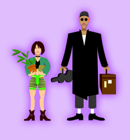 Leon: The Professional by silentscarecrow