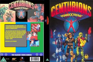 The Centurions Complete Series DVD Cover by ZT4