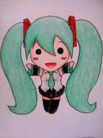 Miku Hatsune Hyper Deformed by beanystergates