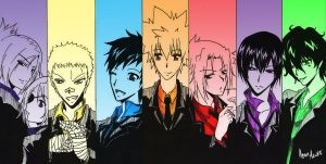 Vongola by AnonAzure