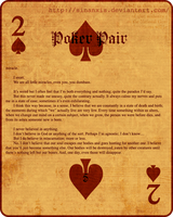 Poker Pair - Part Five - by Sinanxis