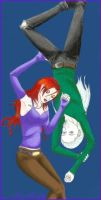 Draco And Ginny 3 by TheRaineDrop