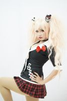 If you want to achieve you gotta believe - Junko by MonicaWos