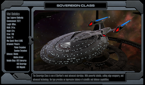 Starship Profile - Sovereign by Jetfreak-7