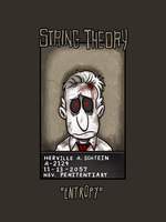 String Theory - Chapter Two by evilengine9