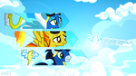 The Wonderbolts  - Wallpaper [1920x1080] by R4inbowbash