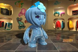 MNR Mod: Ice Elemental by GGod