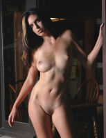 Lisa Glamour nude by fineartimages