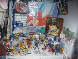 My Transformers Collection by Maygirl96