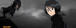 Facebook Cover - Rukia (Bleach) by Latios77