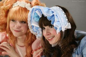 Sweet Lolita Smile by Tink-Ichigo