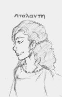 Atalante Profile View by flying-soap