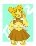 Topaz!! by nbwitch