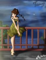 Tanya in winx style by TaTa201