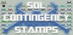 SOL CONTINGENCY Stamp Pack - Borderless by 1DeViLiShDuDe