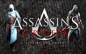 Assassin's Creed Wallpaper. by MD3-Designs