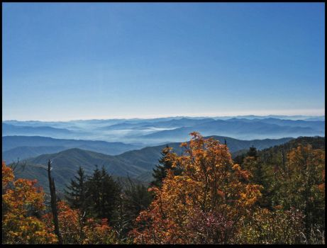 Great Smoky Mountains by StormPetral0509
