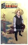 Again - Ed Elric by lince