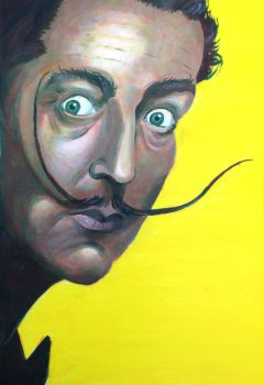 Hello mr. Dali! by HAIdive