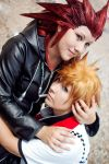 AkuRoku - So close by stormyprince
