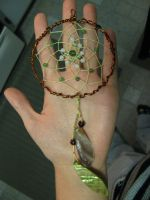 Mother Nature Dreamcatcher by zigan-with-felines