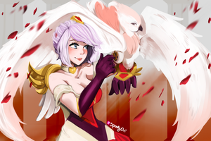 Heartseeker Quinn by Pulpo-Sama