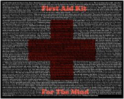 First aid kit for the mind,2. by Ireland101