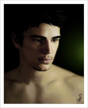 Josh Hartnett by Joaris333