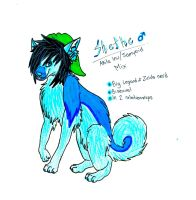 Quick Shethe Color Ref by ForrestFoxes