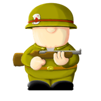 Cannon Fodder Dock Icon by Shoedude