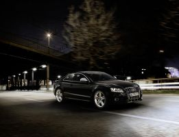 Audi S5 at Amsinckstrasse by MUCK-ONE