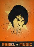 Rebel Music - Neil Young by dhil36