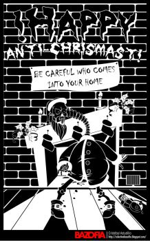 Antichristmas by crab87