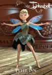 Tinkerbell by fran444