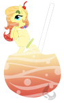 Tropical Sunset Drink by Kai-Alive