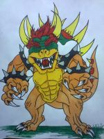 Bowser by RensaRaion
