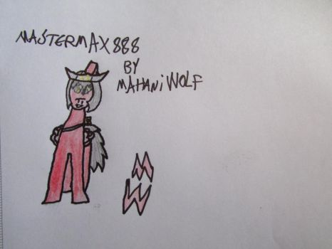 Mastermax888.preview-The Wolf Tales-MW by MahaniWolf