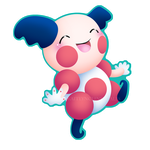 Mr. Mime by Clinkorz