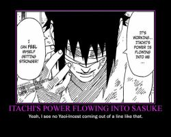 Motivation - Itachis Power by Songue