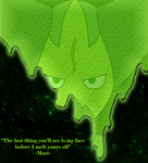 Matt, The Acidic Mantis by TheSpiderManager