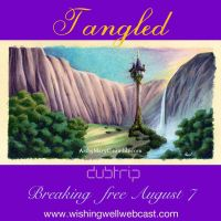 Dubtrip: Wishing Well Webcast Tangled Edition by ArtbyMaryC