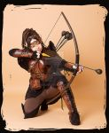 Wood Elven Armor 9 by Lagueuse