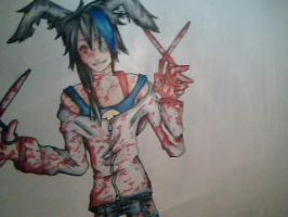 Bloody Hell WIP by Otori2-2