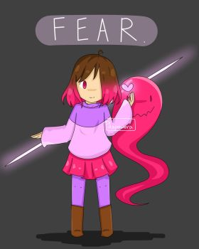 FEAR by Pikapowera