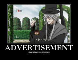 Undertaker's Advertisement by Vcorb1