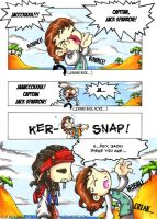 Over Acting - PotC2 Comic by KeyshaKitty