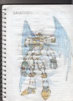 Dynasmon scanned by DakanMX